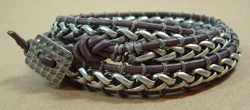 chain wrap bracelet copy