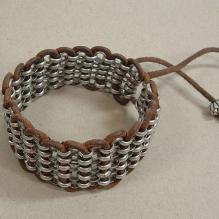Chain Weave Bracelet