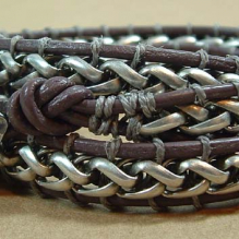 chain wrap bracelet copy