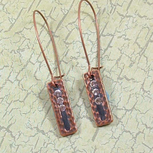 a's crystal clay earrings copy