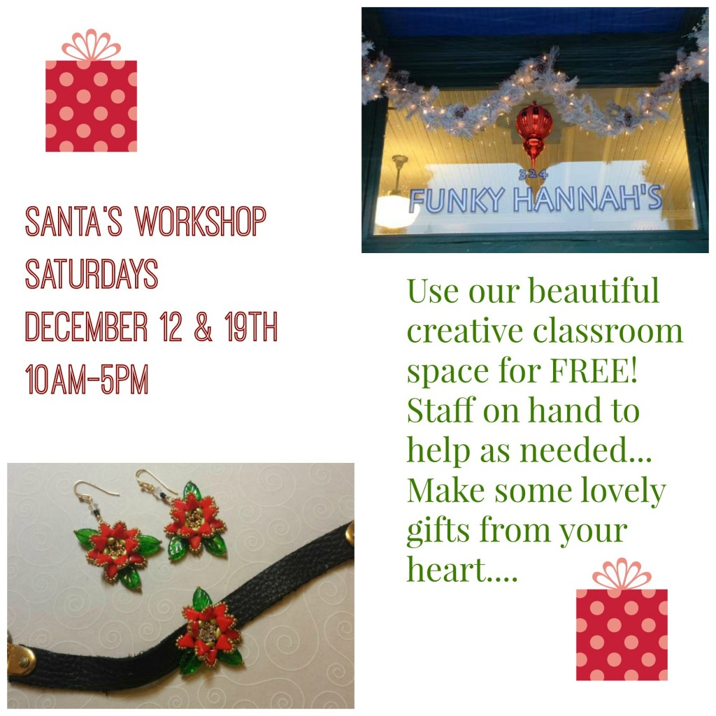 santas workshop 2015